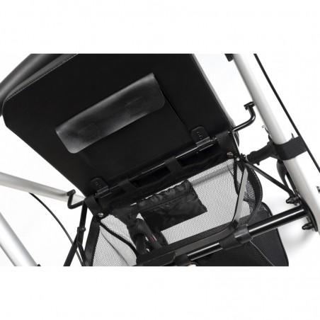 Eco-Plus Balkonik aluminiowy z regulacją wysokości siedziska