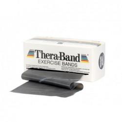 Taśma Thera-Band 1,5m opór specjalnie mocny, czarna