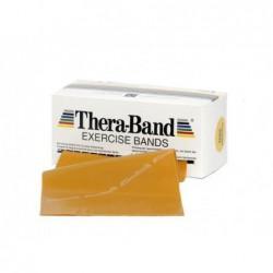 Taśma Thera-Band 1,5m opór maksymalnie mocny, złota