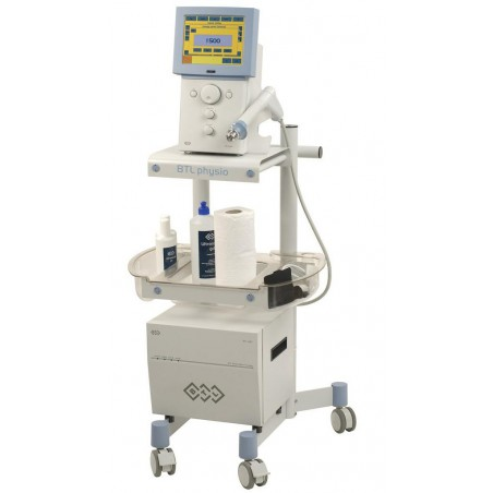 Aparat do terapii falami uderzeniowymi BTL-5000 SWT Power
