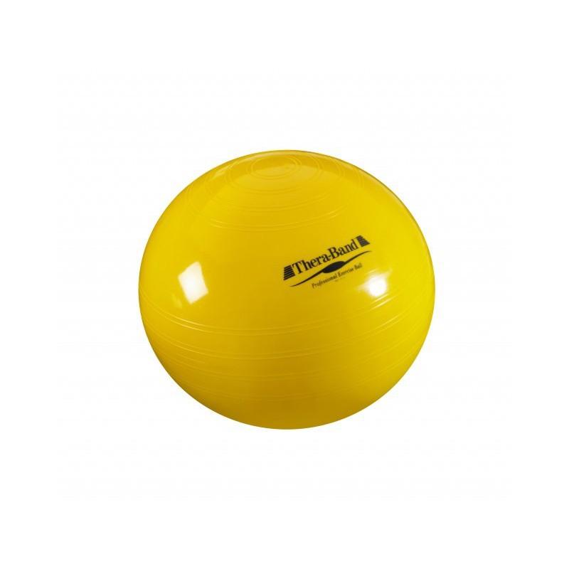 Piłka gimnastyczna Thera Band Special Edition 45cm, żółta