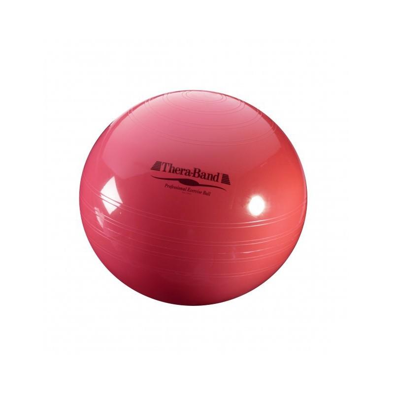 Piłka gimnastyczna Thera Band Special Edition 55cm, czerwona