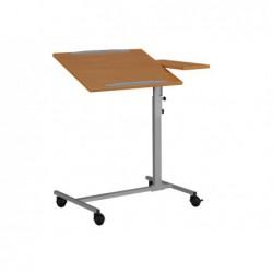 RUBENS 9 Regulowany stolik przyłóżkowy