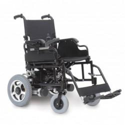 Wózek z napędem elektrycznym  składany krzyżakowy PRIDE Flash (R4)