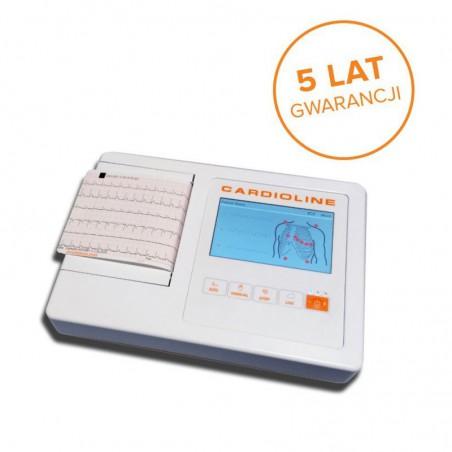Aparat EKG ECG 100L
