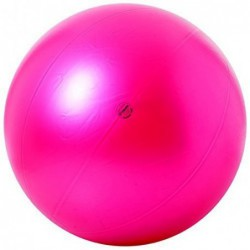 Pushball ABS Togu® 100 cm – rubinowa