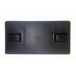 Elektroda silikonowo - węglowa 6 cm x 12 cm.