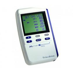 Przenośny dwuobwodowy aparat do elektroterapii- TRIO STIM