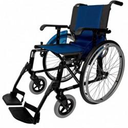 Wózek inwalidzki aluminiowy Line
