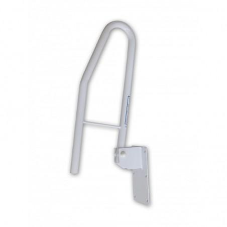 Poręcz łazienkowa uchylna - 55 cm