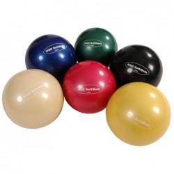 Piłka lekarska SoftMed MSD 1 kg żółta- 06-040103